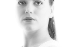 Model, portrait, studio